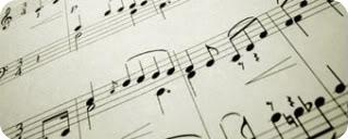 music manuscript icon