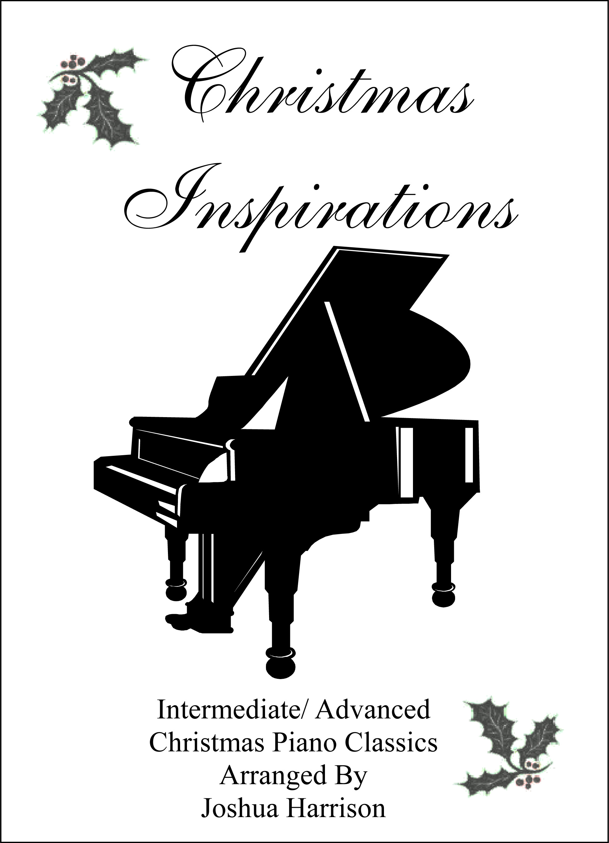 The Church Pianist » Blog Archive » Christmas Piano Book Giveaway!