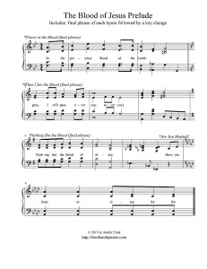 The Church Pianist » piano prelude