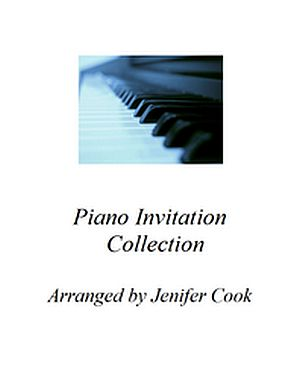 Piano Invitation Collection