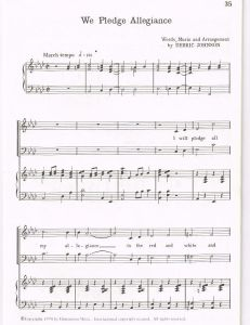 Published by Derric Johnson. Permission by composer to post this whole page.