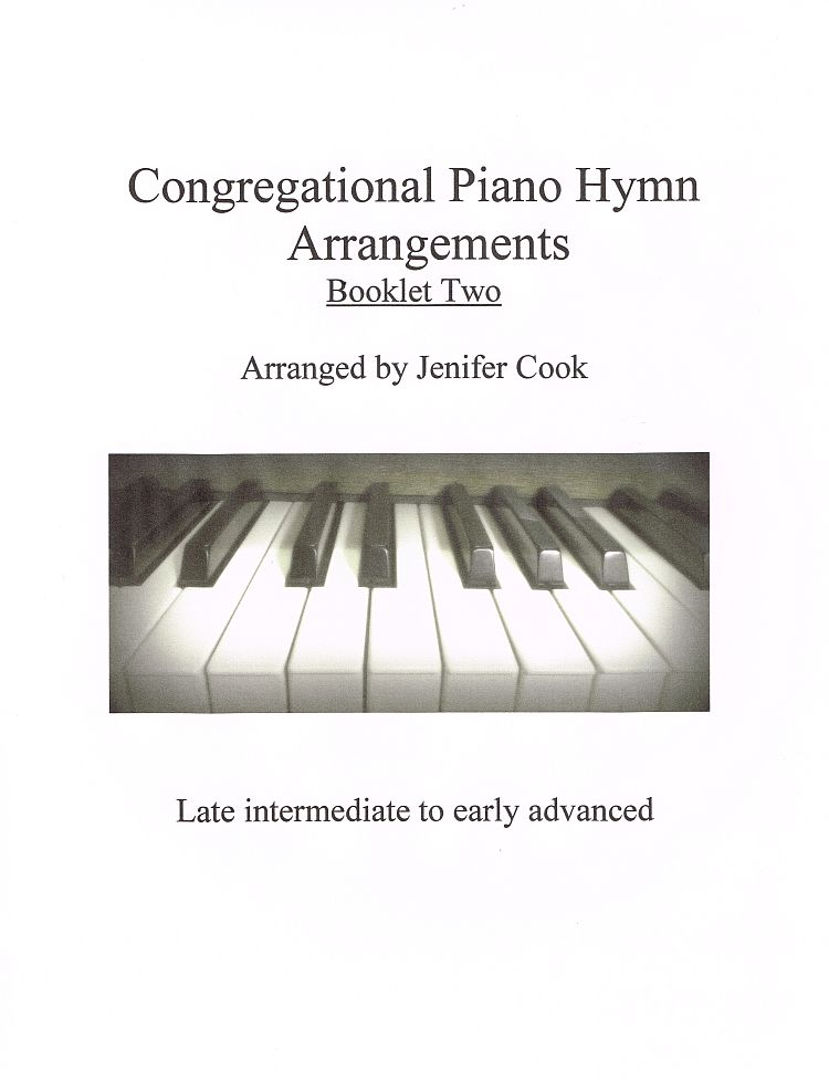 Congregational Piano Hymn Arrangements (Booklet Two)