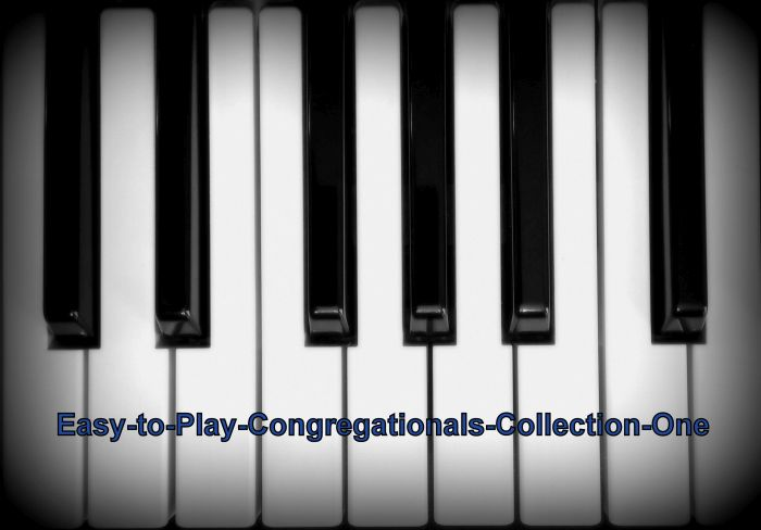 Easy-to-Play Congregational Collection-One